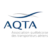 Association quebecoise des transporteur aeriens (logo)