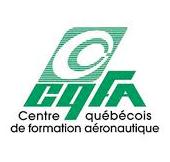 Centre quebecois de formation aeronautique (logo)