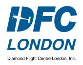 Diamond Flight Centre London (logo)