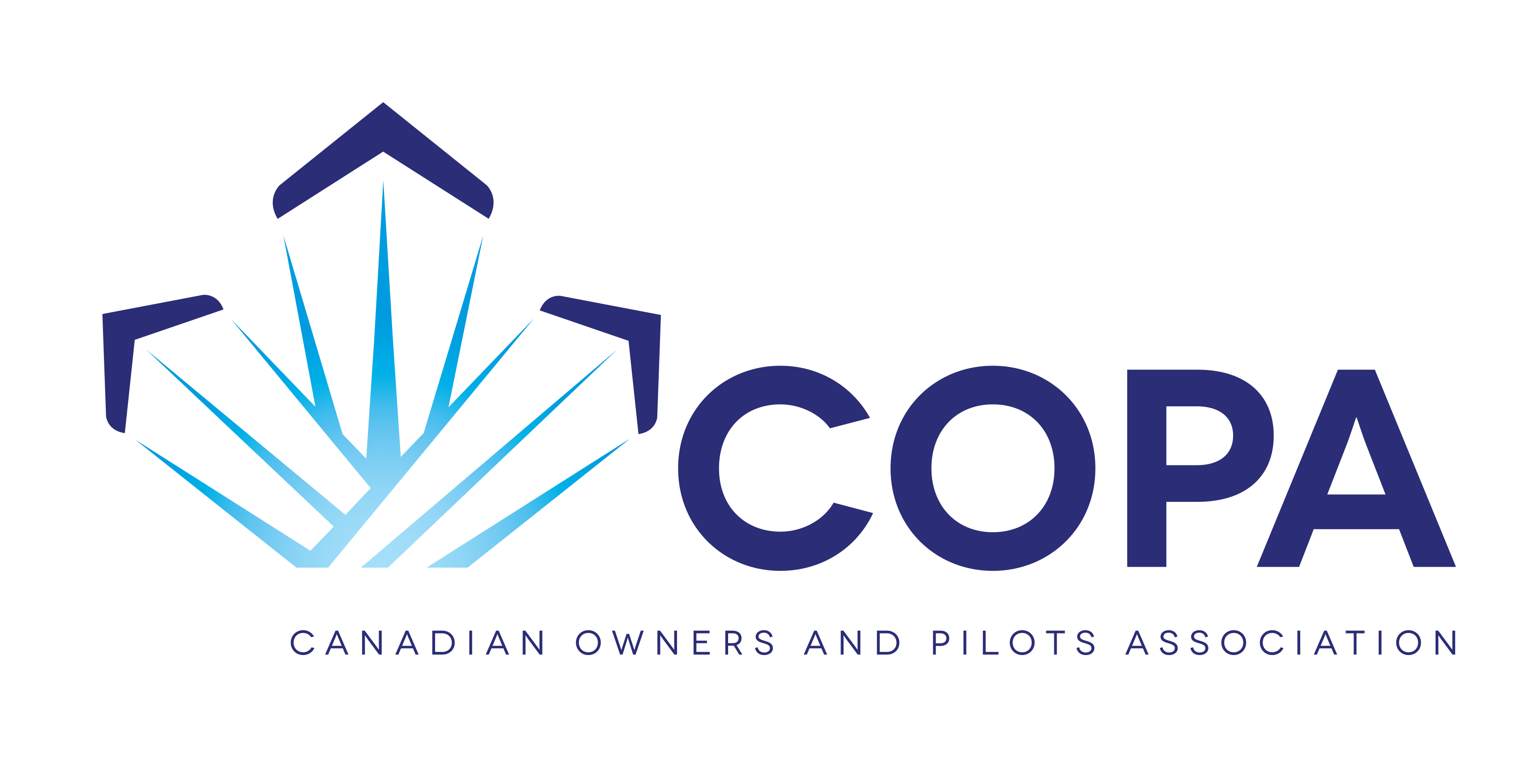 Canadian Owners and Pilots Association (logo)